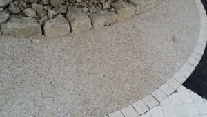 beton désactivé